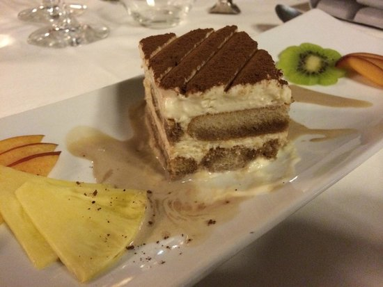 can CuarassA: dessert
