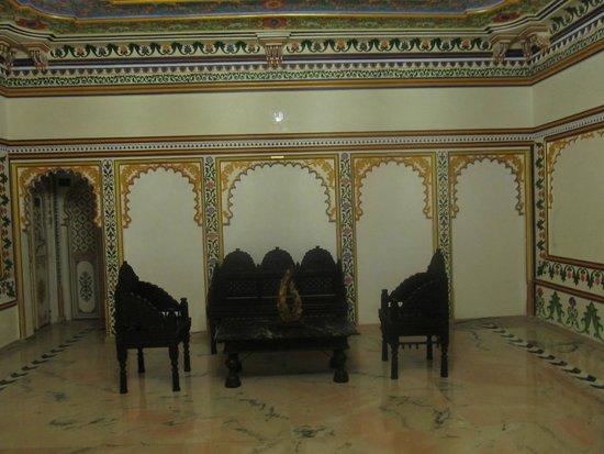 Chunda Palace Hotel: lobby