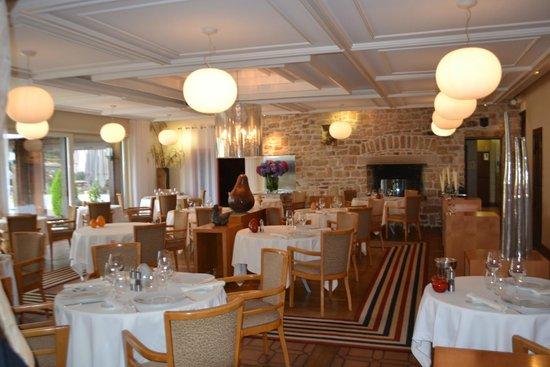 Le Manoir du Lys : La salle à manger