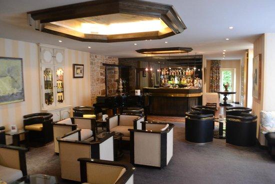 Le Manoir du Lys : Le bar