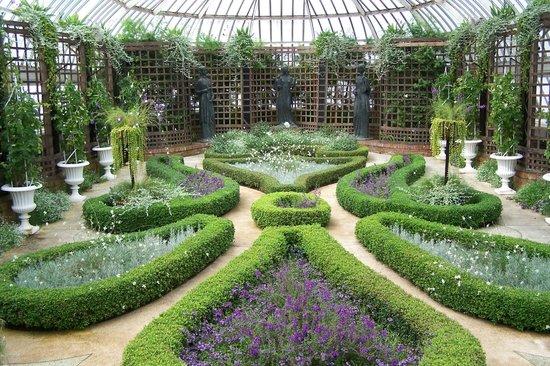 Phipps Conservatory: Gardens