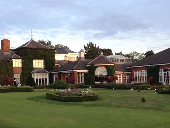 The Belfry: Hotel and Grounds