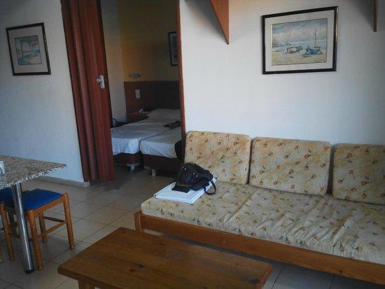 Salou Suite : Habitación