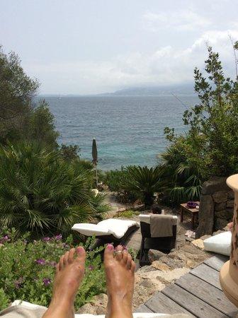 Hotel Capo D'Orso Thalasso & Spa : gardens