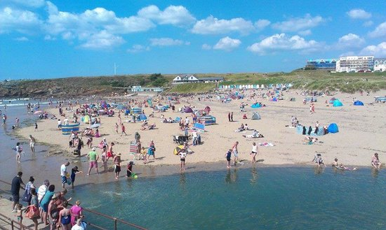 Bideford Bay Holiday Park - Park Resorts : Bude beach, 15 min drive from Bideford Bay