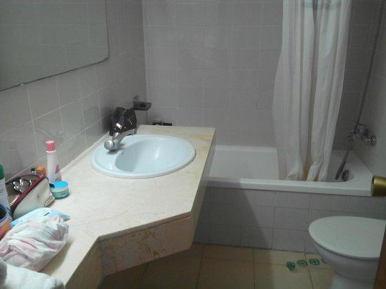 Salou Suite : Baño