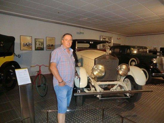 Museo de la Historia de la Automoción: MHAS