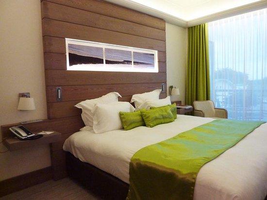 Resort Barrière Ribeauvillé : habitacion simple