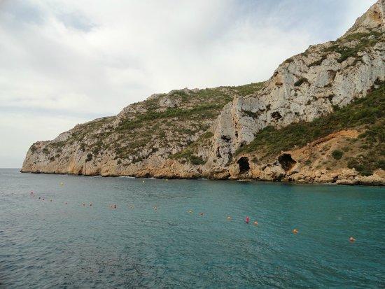 Playa La Granadella  |   Jávea, España