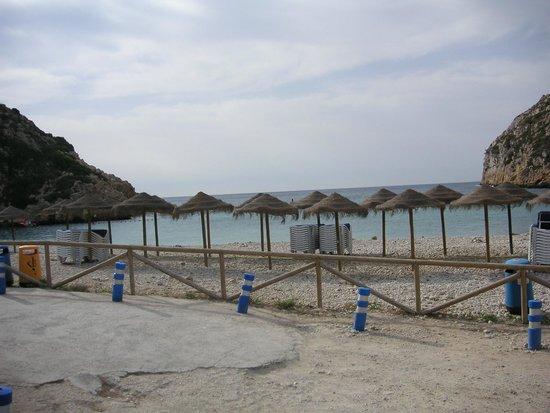 Playa La Granadella      Jávea, España