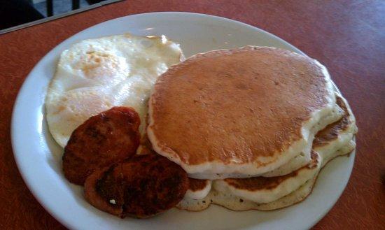 Cafe Haleiwa: Pancakes