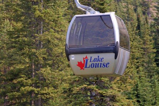 Lake Louise Sightseeing Gondola: Gondola