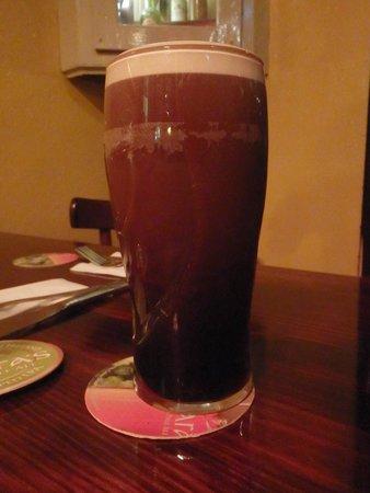 The Old Storehouse Bar & Restaurant : The Guinness Settling