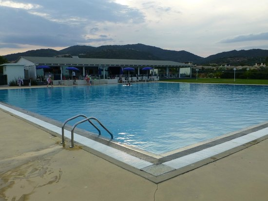 Hotel I Corbezzoli: Piscine et bar