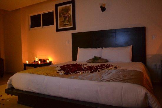Decoracion Romantica Habitacion ~ Fachada vista desde la alberca  Picture of Hotel Casablanca Xicotepec