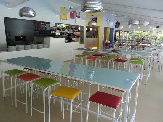 Jesolo Camping Village - Villaggio Turistico Adriatico: Sala interna del ristorante Adriatico