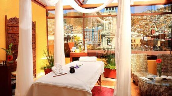Hotel Emily: Masajes