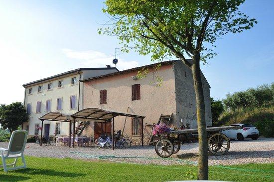 Agriturismo Casa Aurora: lovely place