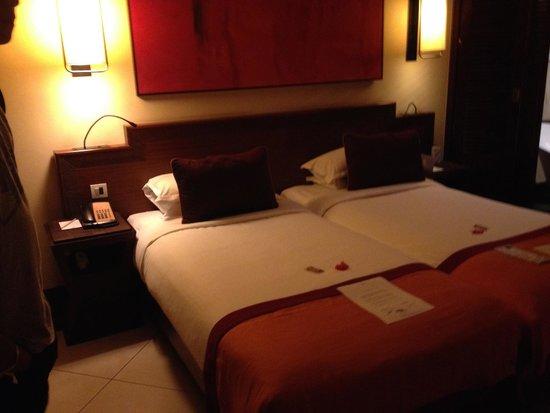 Club Med La Plantation d'Albion: room