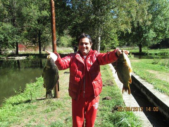 Spa Hotel Rich : рыбалка
