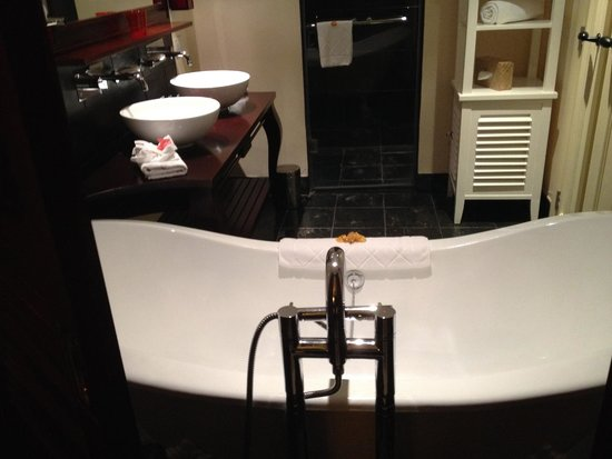 Club Med La Plantation d'Albion: bathroom