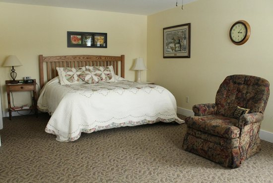 Hillcrest Hide-Away Bed and Breakfast: Hope Room
