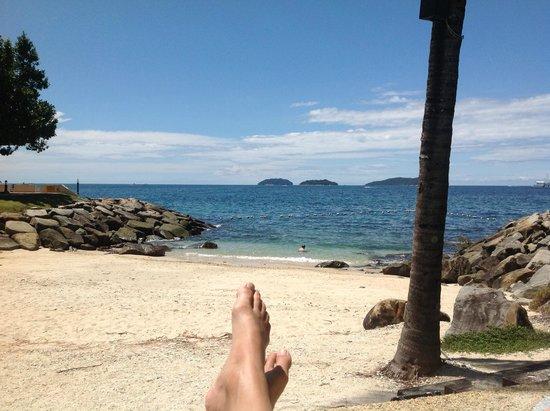 Sutera Harbour Resort (The Pacific Sutera & The Magellan Sutera): Relaxen