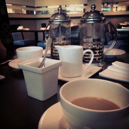 The Grand Winnipeg Airport Hotel: Breakfast