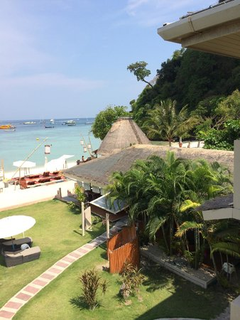 Mama Beach Residence : view