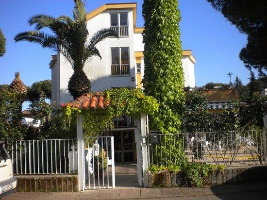 Terracina, Itália: Hotel