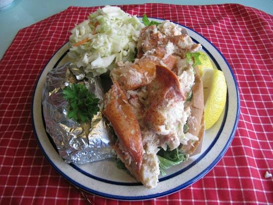Lobster Claw: Lobster Roll
