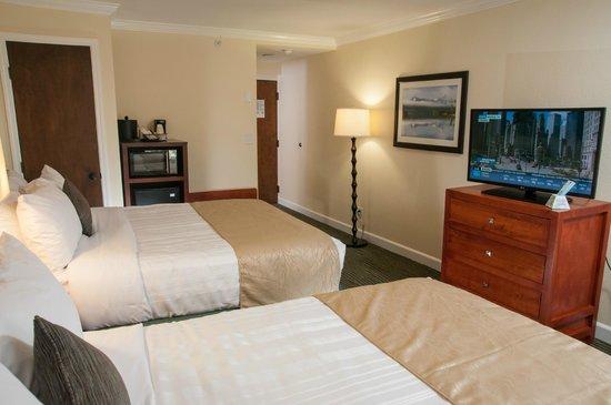 BEST WESTERN PLUS Eagle Lodge & Suites: Double Queen