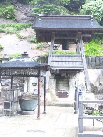 Risshaku-ji Temple: 1000段の階段を登りつめて