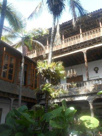 Casa de Los Balcones: los balcones