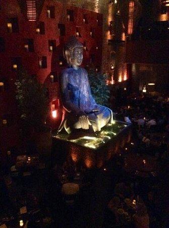 Tao Restaurant and Nightclub: fabulous interior