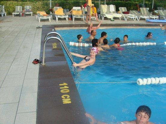 Vera Mare Resort: Детский бассейн