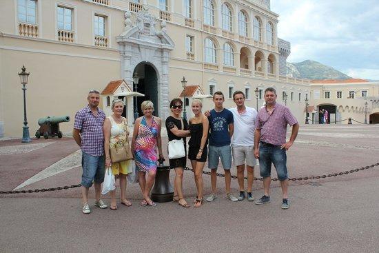 Prince's Palace (Palais du Prince) : Pracht en praal te Monaco: het Prinselijk Paleis