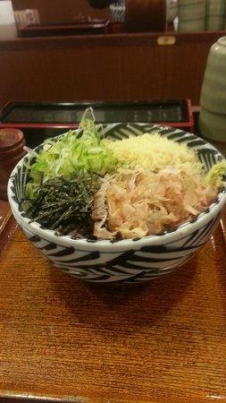Oraga Soba Nagoya Meitetsu Eat-In Street