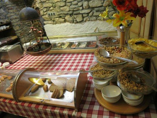 Betlem Club: breakfast