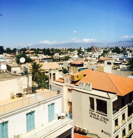 The Mall Of Cyprus: Above debenhams