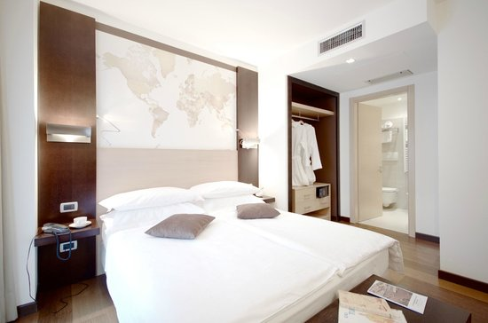 Hotel Luise: Map room