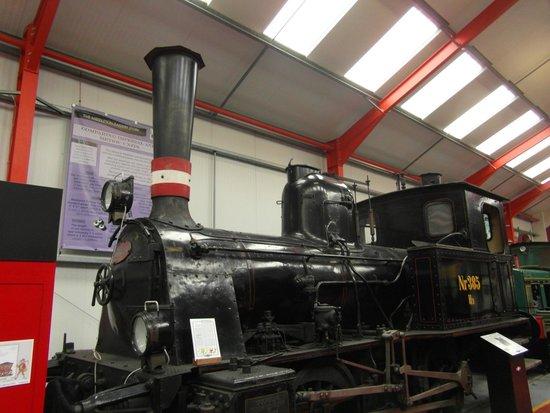 Middleton Railway: restored train