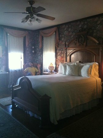 John Wesley Inn : The Stockton