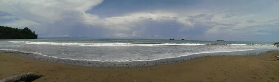 Diquis Del Sur : Plusieurs plages magnifiques à quelques minutes du Diquis