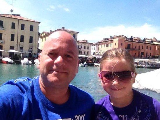 Camping Bella Italia: Perschiera Del Garda Town