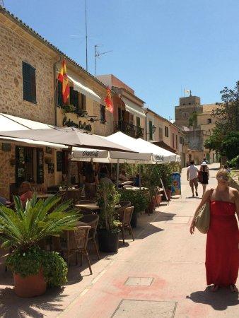 Alcudia Old Town : alcudia