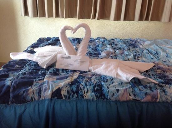 Hotel Isleño: towels
