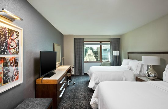 The Westin At Times Square Hotel New York