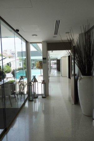 Alasia Hotel: Speisesaal