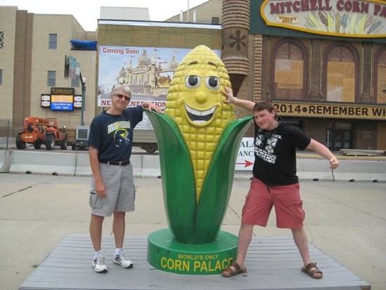 Black Hills : The Corn Palace